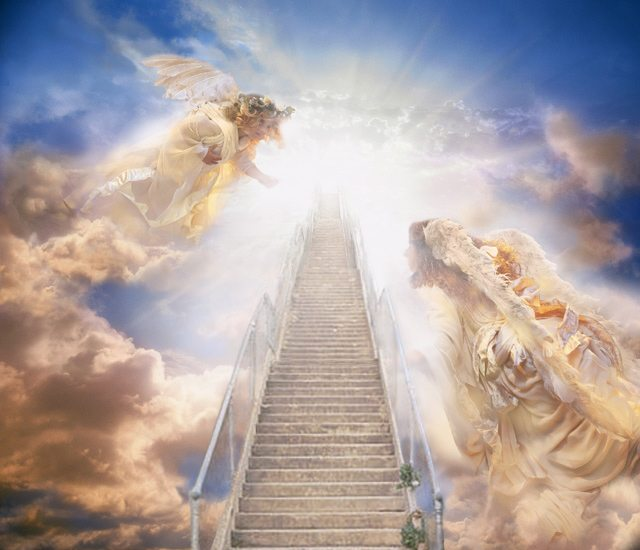 Moksha (Liberation) is the way to God's Adobe.