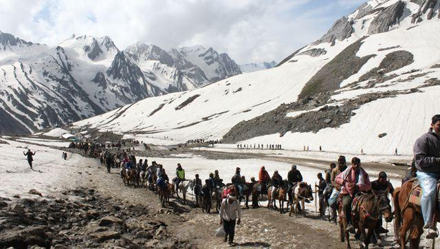 Amarnath Yatra Picture