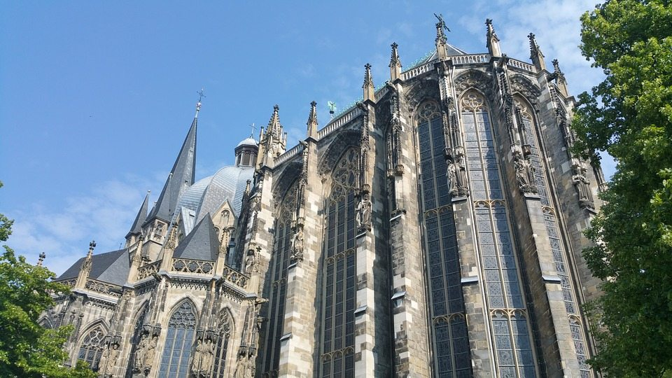 Aachen Cathedral Charlemagne Church