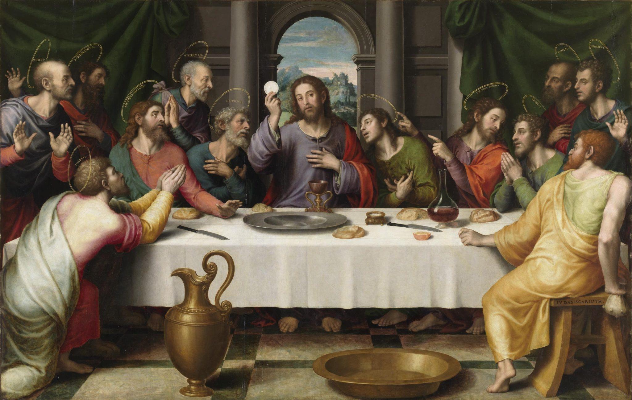 the_last_supper_by_vicente_juan_macip