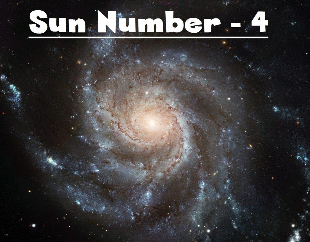 Sun Number 4