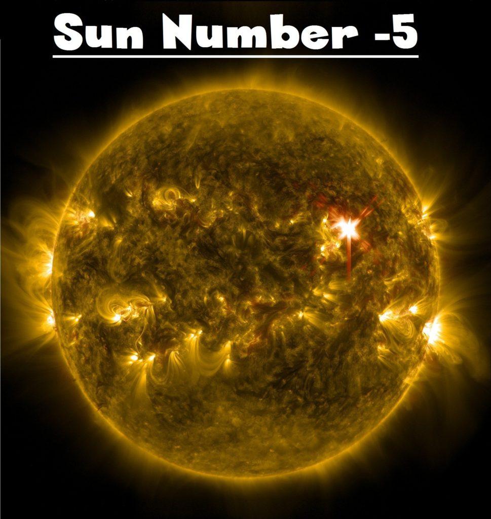 Sun NUmber 5
