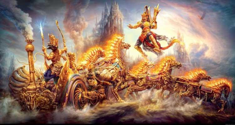 ram killing ravana ramayana
