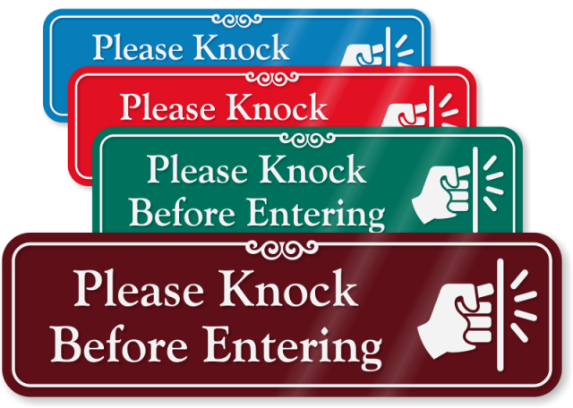 please-knock-before-entering-sign-se-6005