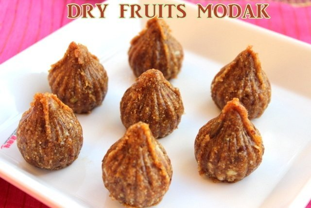 dry-fruit-modak-recipe
