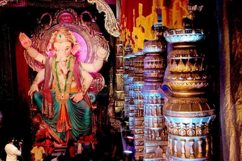 Ganesh-Galli-Mumbaicha-Raja