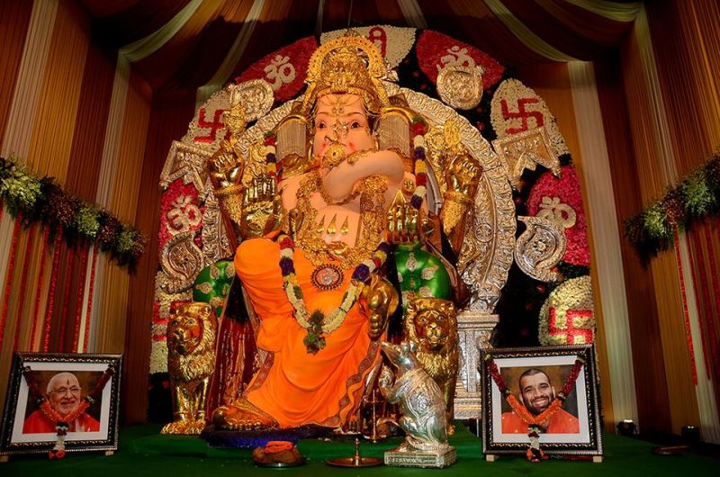 GSB-Seva-Kings-Circle-ganesh-idol