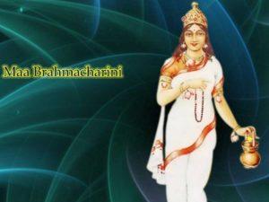 navratri-maa-brahmacharini-hindi