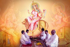 navratri-maa-katyayani-puja-vidhi-hindi