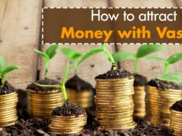 vastu for money